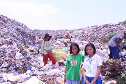 Trash, Philippines, Education
